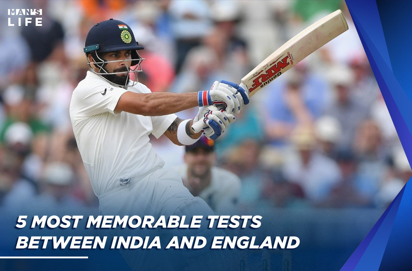 5 Memorable Tests between India and England