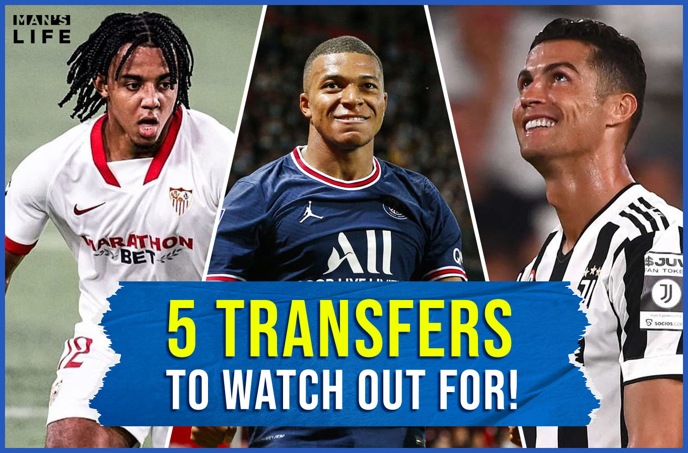 5 transfers to watch out for